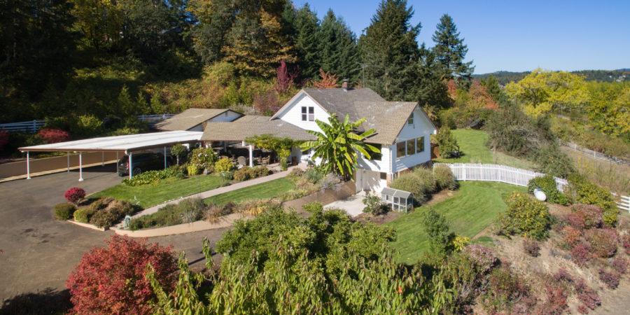HOME FOR SALE– 25092 Grange Hall Road Philomath Oregon